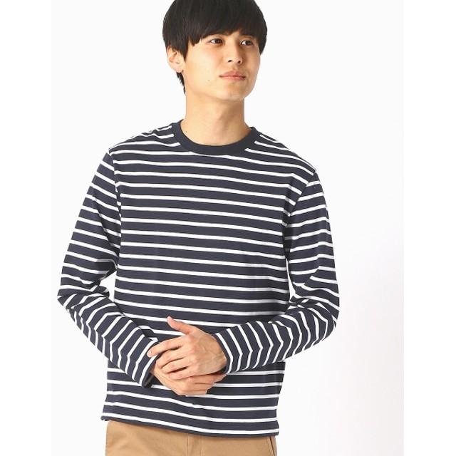 [マルイ]【セール】ボーダーTシャツ/コムサイズムメンズ(COMME CA ISM)