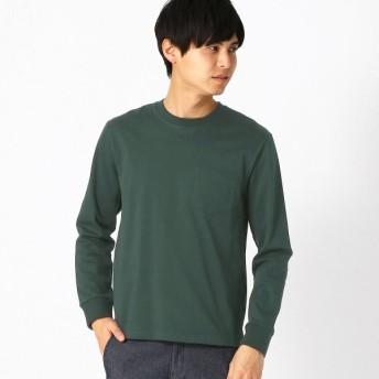 [マルイ]【セール】ポケット付 長袖 Tシャツ/コムサイズムメンズ(COMME CA ISM)