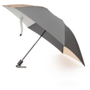 +RING / 折り畳み 傘 55㎝ レディース 折りたたみ傘 BROWN ONE SIZE