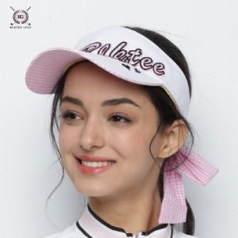 サンバイザー 帽子 レディース ランニング テニス スポーツ ゴルフ 野球帽 無地 コットン デニ