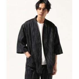 JOURNAL STANDARD KASURI-SASHICO KIMONO COAT ブラック M
