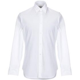 《期間限定 セール開催中》MAISON MARGIELA メンズ シャツ ホワイト 38 コットン 100%