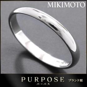 ミキモト MIKIMOTO リング 21号 Pt950 プラチナ 指輪
