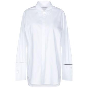 《セール開催中》GABRIELE STREHLE レディース シャツ ホワイト S コットン 100%