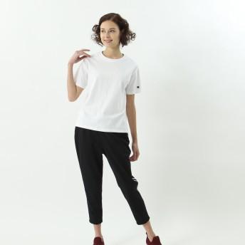 ウィメンズ クルーネックTシャツ 18FW チャンピオン(CW-M322)【5400円以上購入で送料無料】