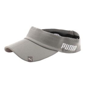 【プーマ公式通販】 プーマ ゴルフ サマーニット バイザー メンズ Quarry  ACCESSORIES PUMA.com