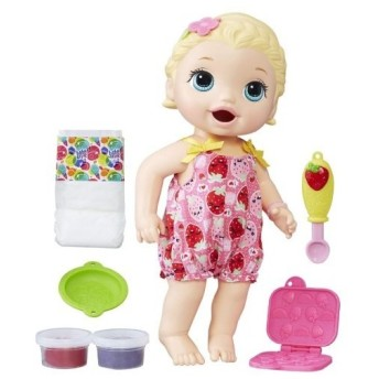 ベビーアライブ たべるのだいすきリリー おもちゃ こども 子供 女の子 人形遊び 3歳