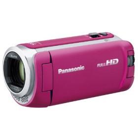 PANASONIC HC-W590M-P ピンク [デジタルハイビジョンビデオカメラ(SD対応・64GBメモリー内蔵)]