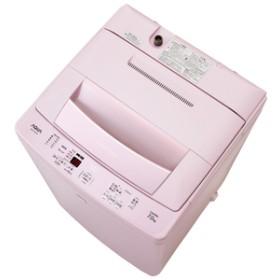 AQUA7.0kg全自動洗濯機keywordキーワードピンクAQW-S7E5(KP)
