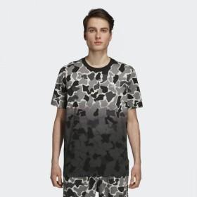 セール価格 アディダス公式 ウェア トップス adidas CAMO DIPPED Tシャツ