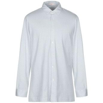《期間限定セール開催中!》ALTEA メンズ シャツ ホワイト XL コットン 80% / ポリエステル 20%