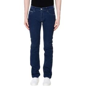 《期間限定 セール開催中》CARE LABEL メンズ パンツ ブルー 30 コットン 100%