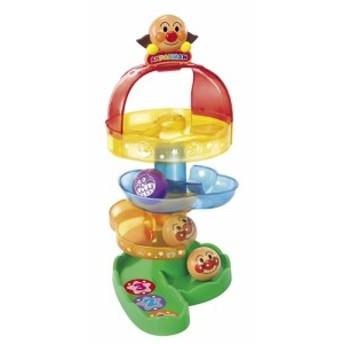 アンパンマン にぎって!おとして!くるコロスロープ おもちゃ こども 子供 知育 勉強 1歳6ヶ月~