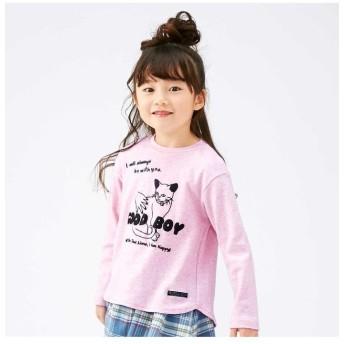 【63%OFF】 エフオーオンラインストア Girl's3色3柄Tシャツ レディース ピンク 140 【F.O.Online Store】 【セール開催中】