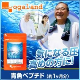 青魚ペプチド(約1ヶ月分) しょうが イワシ 健康ケア DHA EPA カルシウム _JH _1K