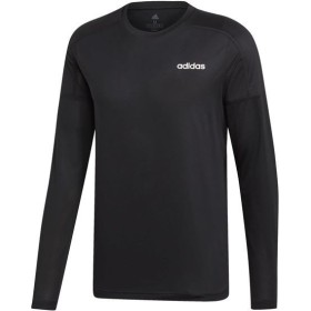 [adidas]アディダス メンズトレーニングウェア M CORE ロングスリーブ (FSF36)(DU1264) ブラック[取寄商品]