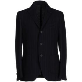 《期間限定 セール開催中》ALTEA メンズ テーラードジャケット ダークブルー 48 バージンウール 100%