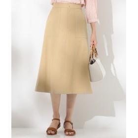J.PRESS LADIES T/Cリネンツイル スカート