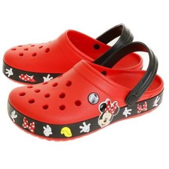 crocs クロックス クロックバンド ミニー 2.0 クロッグ 204936