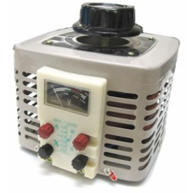 AC電圧スライダー500VA(スライダック)