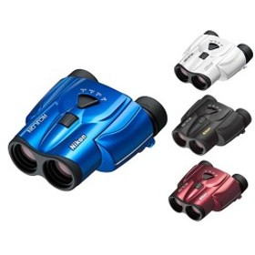 Nikon(ニコン) 双眼鏡 ACULON アキュロン 8-24×25 T11 ブルー パソコン・AV機器関連 デジタルカメラ