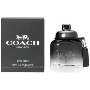 コーチ COACH マン オードトワレ EDT 40mL 【香水】 メンズ