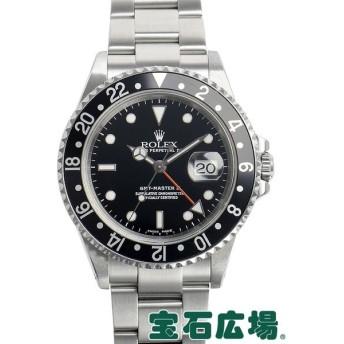 ロレックス ROLEX GMTマスターII 16710 中古 メンズ 腕時計