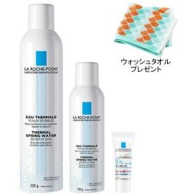 数量限定ラ ロッシュ ポゼ敏感肌用ミスト状化粧水ターマルウォーター 300g+150g トーンアップミニ + ウォッシュタオル付