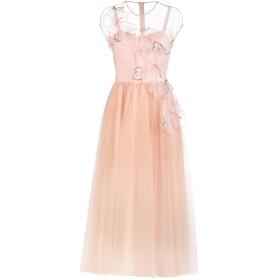 《セール開催中》PINKO レディース ロングワンピース&ドレス ピンク 38 ナイロン 100% / ポリエステル