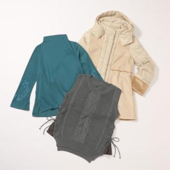アンリック オー ブルーカラーはお任せ!お楽しみ袋ファッションアイテム3点セット
