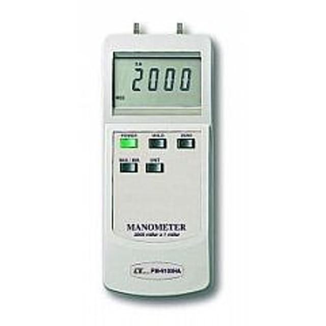 2000mbarマノメーター PM-9100HA