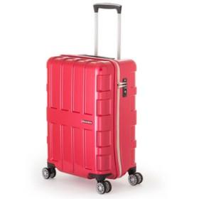 〈アジア・ラゲージ〉 マックスボックス スーツケース 40L パープリッシュP