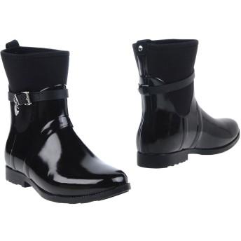 《セール開催中》MICHAEL MICHAEL KORS レディース ショートブーツ ブラック 9 紡績繊維 / ゴム
