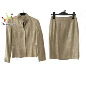 アナイ ANAYI スカートスーツ サイズ38 M レディース ベージュ       スペシャル特価 20190724