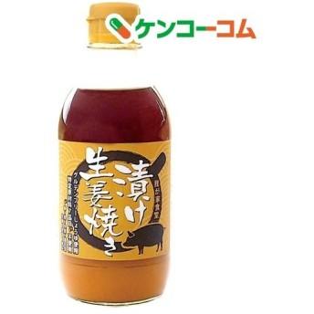 九重味淋 我が家食堂 漬け生姜焼き ( 300mL )/ 九重味淋