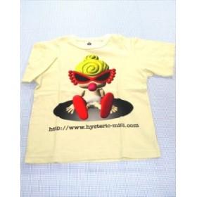 b83e146787c97 ヒステリックミニ HYSTERIC mini Tシャツ 半袖 130cm 白系 キッズ トップス 男の子 女の子 子供服 通販