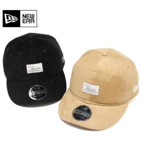 別注 ニューエラ キャップ 帽子 スナップバック 9FIFTY RETRO CROWN DOBBY BIAS CORD PATCH NEW ERA メンズ