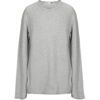 《セール開催中》BULK メンズ スウェットシャツ ライトグレー XL コットン 100%