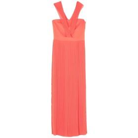 《期間限定セール中》HH COUTURE レディース ロングワンピース&ドレス オレンジ M ポリエステル 100%