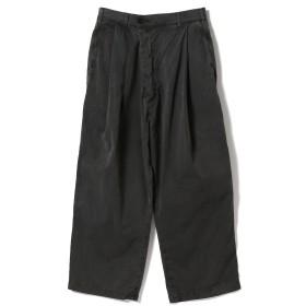 OUTIL / Cuers Pant メンズ カジュアルパンツ BLACK 1