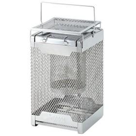 ロゴス 調理もできるあったかストーブ 暖房調理器具 チャコグリルストーブ 81064116