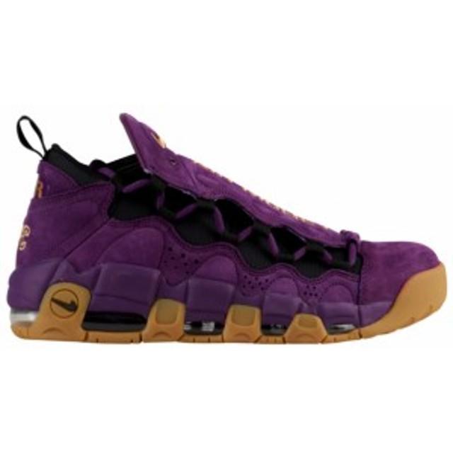 new concept bfa16 6e2d8 ナイキ メンズ スニーカー Nike Air More Money エア モアマネー Purple Leopard
