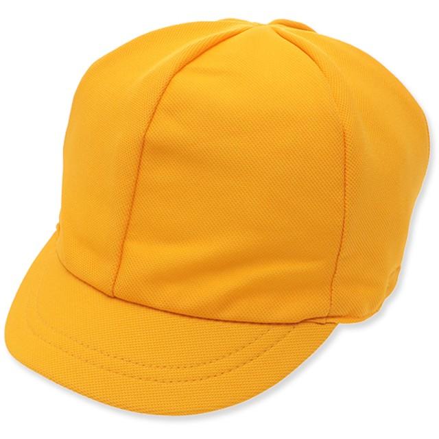 キャップ - 西松屋 日よけ付き体操帽子(イエロー)【53-58cm】 [ 帽子 ぼうし 体操 日除け帽子キッズ 子供 日よけ 子ども こども 日除け子ども帽子 キャップ 男の子 女の子 あごひも付 あご紐 あごひも ジュニア 小学生 ]