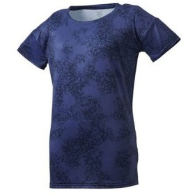 デサント DESCENTE レディース グラフィック Tシャツ スポーツ フィットネス 半袖 Tシャツ