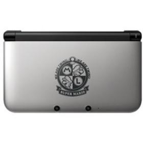 (SPR-S-VLAB)ニンテンドー 3DS LL マリオシルバー(中古品)