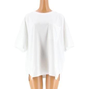 ワコール San-ai Resort[三愛水着楽園] 【ユニセックス】 Tシャツ WH