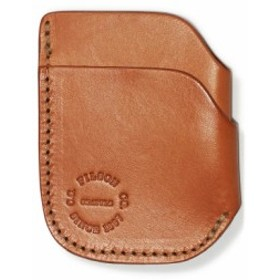 フィルソン メンズ 財布 アクセサリー Filson Leather Cash & Card Case Tan Leather