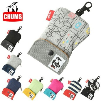 CHUMS チャムス Key Pouch Sweat Nylon CH60-2695