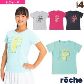 ローチェ(roche) テニス・バドミントンウェア(レディース)  Tシャツ/レディース(R9S46T)