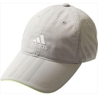 [adidas]アディダス キッズメッシュキャップ (FTG38)(DV0070) MGH ソリッドグレー/ホワイト[取寄商品]